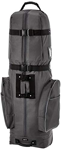 AmazonBasics Soft-Sided Golf Travel Bag - Grey