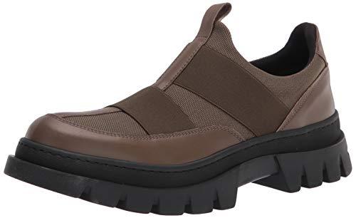 Donald J Pliner mens Sneaker, Olive, 11.5 US