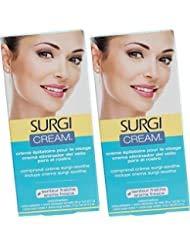 Surgi Facial Hair Removal Cream 1 oz x 2 pack