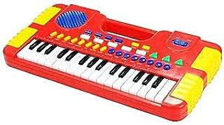 Teclado musical infantil piano musical com 31 teclas 8 sons e função gravador infantil a pilhas pianinho bebe e criança