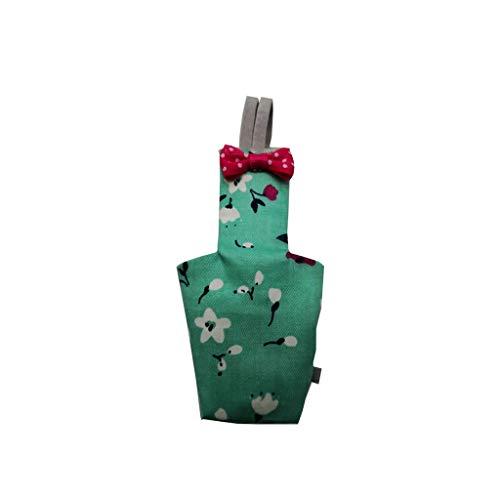 Abcidubxc - Pañal de papagayo, ropa para pájaros, periquitos de onda, ninfa, patrón de flores, frutos coloridos, lavable