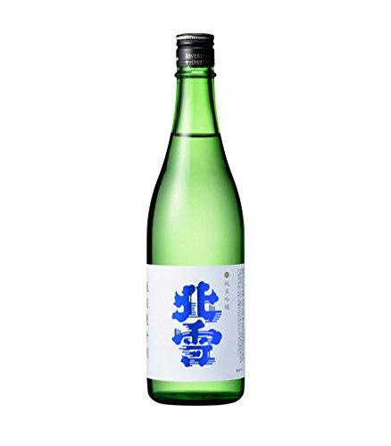 北雪【純米吟醸 越淡麗1800ML】