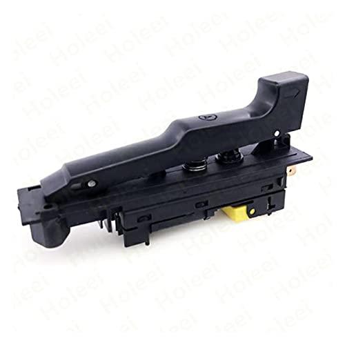 ndliulei Reemplazo del gatillo del Interruptor de CA 220 V / 240 V para Bosch GWS20-180 GWS 20-180 GWS 20-230 GWS20-230 Piezas de Repuesto de Amoladora de ángulo Grande Grande