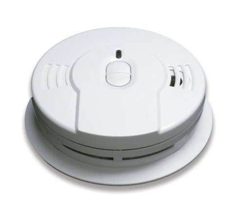 Kidde Sealed Lithium Battery Power Smoke Detector Alarm | Model i9010