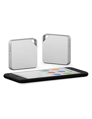 Goo Connect PXK Air Disk • Mini disco duro inalámbrico compacto • Para teléfono y tablet • Compatible con iOS y Android • Transferencia Wi-Fi