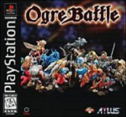 Amazon com: Ogre Battle: The March of the Black Queen
