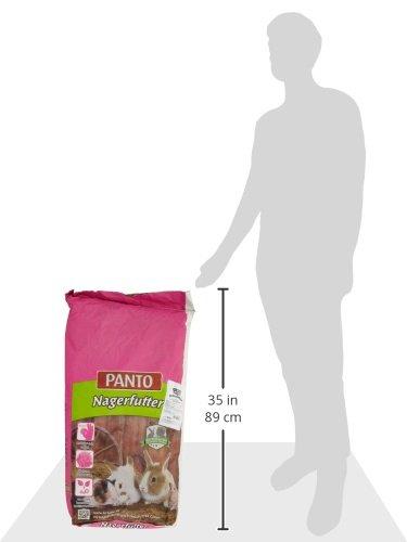 Panto Nager Krokant-Müsli 20kg, 1er Pack (1 x 20 kg) - 3