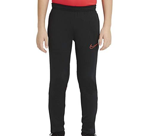 Nike Pants Hose, schwarz - rot, XS-116/128