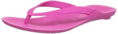 Boombuz Damen Lilli Basic Naked Zehentrenner, Pink (Magenta), 36 EU