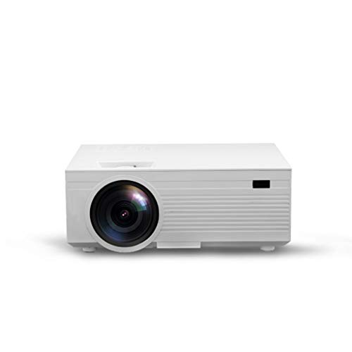projector 2020 New 4K Ultra-definition, Equipped With Synchronized Smartphone Screen Function, Compatible With HDMI/VGA/USB/AV/TF Portable Movie GH