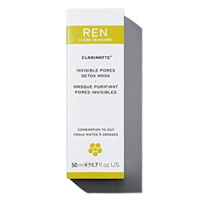 REN Clarimatte Invisible Pores Detox Mask 50ml/1.7oz by REN