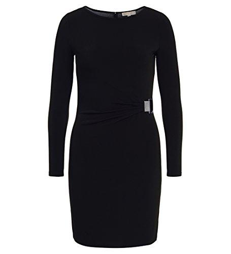 5654AD Abito Donna Michael MICHAEL KORS Black Dress Women [M]