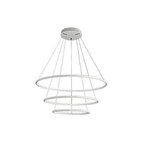 ORION Weiß 99W Deckenleuchte Deckenlampe Hängeleuchte Hängelampe Pendelleuchte