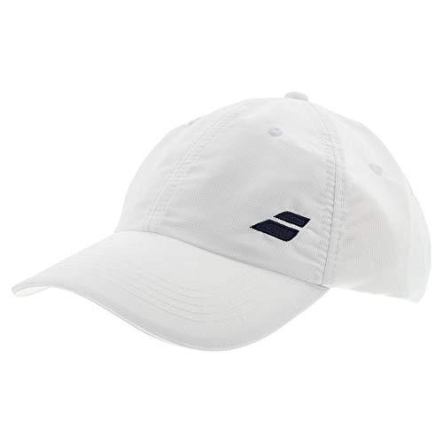 Babolat Basic Logo Cap Gorra, Unisex Adulto, White/White,...