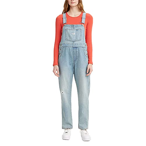 Levi's Women's Vintage Overalls, Afternoon Stroll, Large