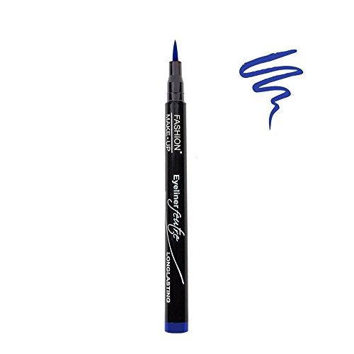 Fashion Make-Up FMU1120503 Eyeliner Feutre Longue Tenue N°03 Bleu