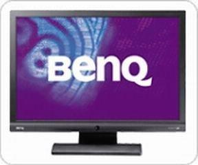 Benq G900WA 48,3 cm (19 Zoll) Widescreen TFT-Monitor analog VGA (Kontrast 800:1, 5ms Reaktionszeit) Silber/schwarz