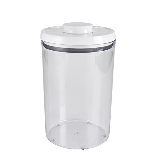 OXO Good Grips 4.5 Qt POP Round Canister - Airtight Food Storage - for Flour and More