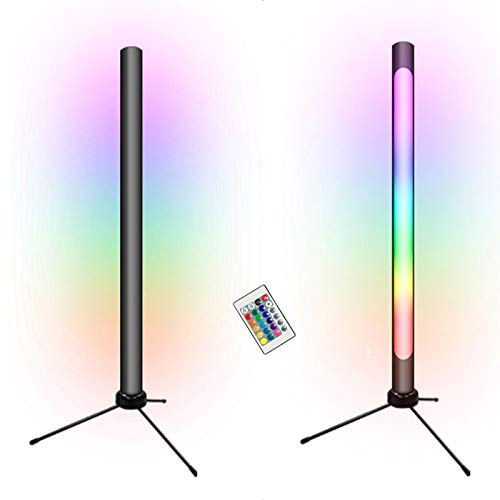 WIFI Tuya Led Ambiance Light, Smart RGB Color Ambiance Light con control de APP, Compatible con Alexa Google Home Assistant