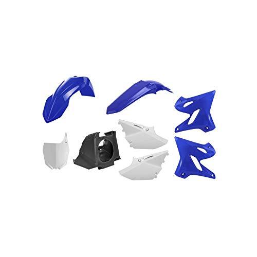 Kit Completo Blu98/Nero/Bianco