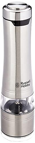 ラッセルホブス 電動ミル ソルト&ペッパー 2本入り 7922JP