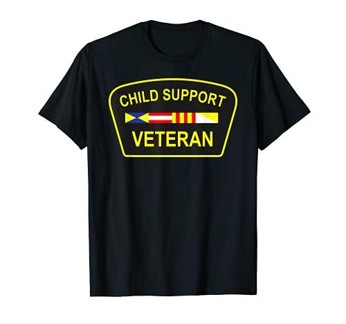 Veterano de manutención infantil Camiseta