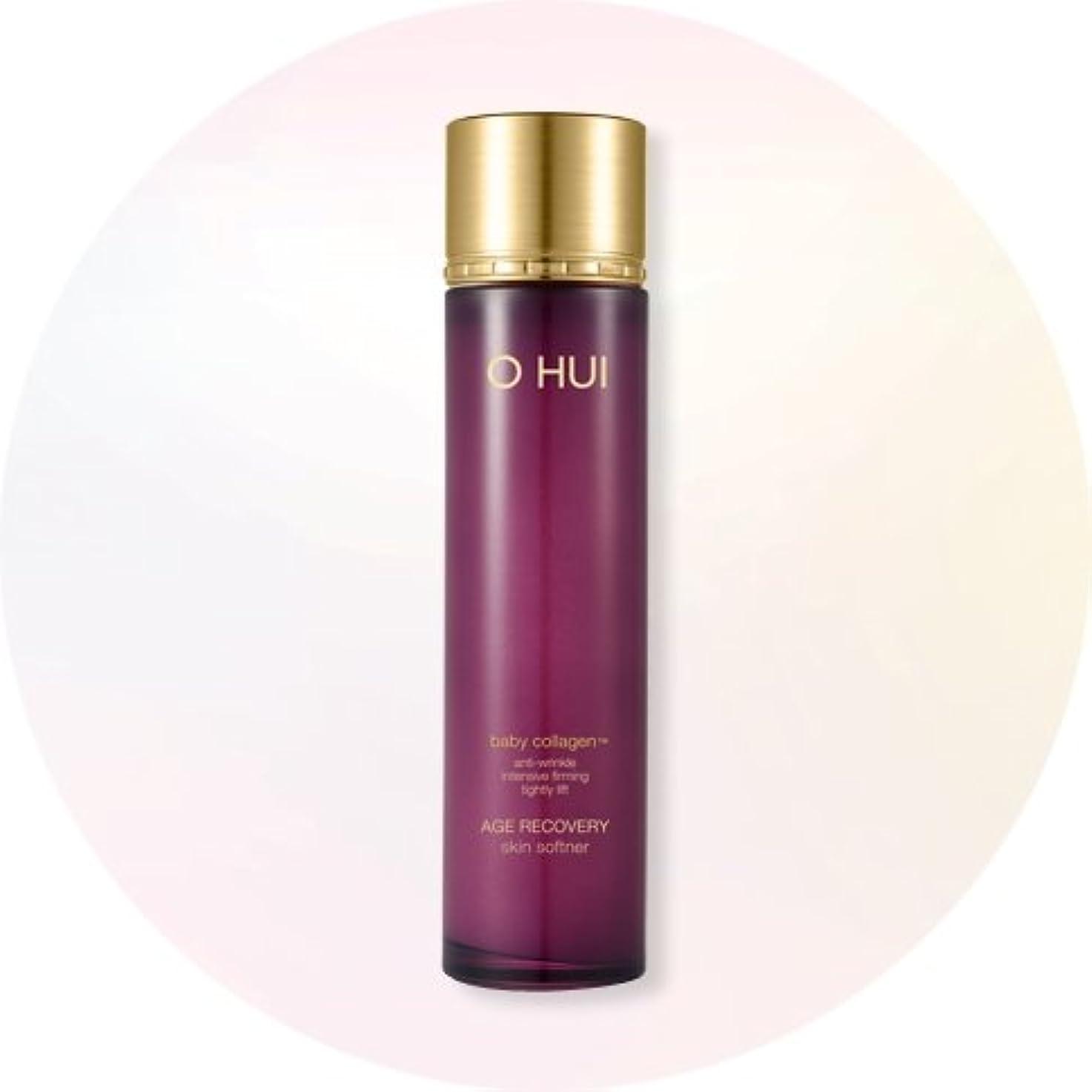 酔う湿度知り合い[OHUI]オフィ NEW★ エイジ?リカバリースキンソフナー/化粧水/NEW★ Age Recovery Skin Softener 150ml /Korea cosmetics/LG care[001-MI]