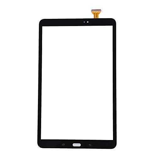 ASHATA Touch Reparatur Glasschirm, 10,1 Zoll Ersatz Touch Screen Digitizer Touchscreen Display für Samsung Galaxy Tab A T580 T585 SM-T580 SM-T585 Schwarz