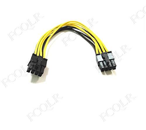 FCQLR para nVIDIA Graphics Power Cord HP DELL R720 R730 M60 K80 M40 P40 V100 Power Supply Line 0.2m