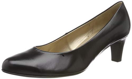 Gabor Shoes Gabor Basic, Damen Pumps, Schwarz (Schwarz 37), 39 EU (6 UK)