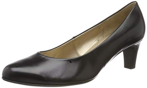 Gabor Shoes Gabor Basic, Damen Pumps, Schwarz (Schwarz 37), 39 EU (6 UK)