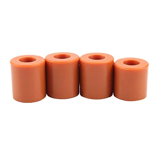 prasku 4 Piece Stable Heated Bed Leveling Column OD 0.63'buffer for
