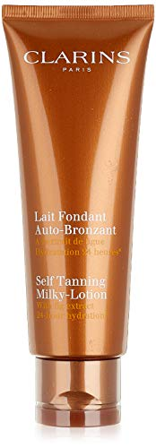 Clarins Self-Tanning Milky Lotion - 4.2 Ounces