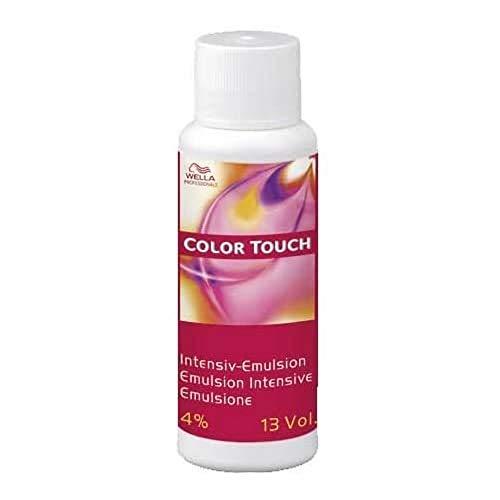 Wella Color Touch - Emulsión intensa (4%, 60 ml, 2 x 0,06 L)
