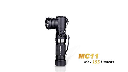 Fenix MC11 CREE XP-G2 R5 AA LED étanche pour extérieur, randonnée, camping, spéléologie.