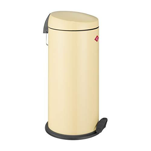 Wesco Tretabfallsammler Capboy Maxi 22 Liter Mandel