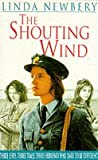 The shouting wind, linda newbery, book, book cover