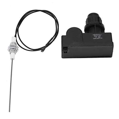 Niiyen Spark Generator,Button Spark Ignitor Electronic Igniter Kit with 60cm Cable for Picnic BBQ Gas Grill Heater Replace the BBQ igniter Master Chef