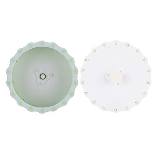 SALUTUYA Mała bieżnia dla zwierząt domowych, łatwa do czyszczenia, akcesoria dla chomika (zielona)