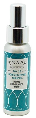 Trapp Home Fragrance Mist, No. 13 Bob's Flower Shoppe, 2.5-Ounce