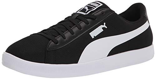 PUMA unisex adult 365 2 Soccer Shoe, Black/White, 12.5 Women...