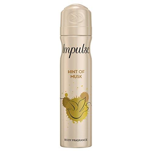 Impulse Hint of Musk Körperspray, 75 ml