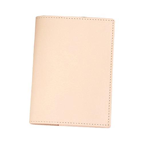 (ブラン・クチュール)BlancCouture 本革手帳カバー「A6サイズ」ノートカバー/国産フルタンニンドレザー(ナチュレ)