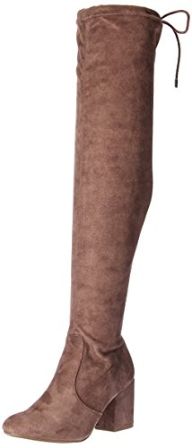 Report Women's Mahala Slouch Boot, Taupe, 7.5 M US