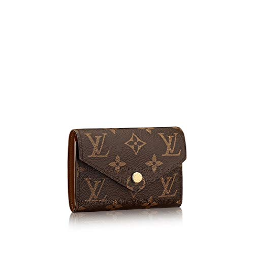Louis Vuitton Monogram Canvas Victorine Wallet M62472