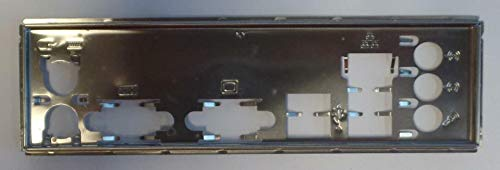 ASRock N68-GS3 UCC Blende - Slotblech - I/O Shield