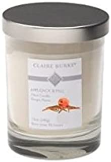 Claire Burke Applejack and Peel Filled Scented Candle