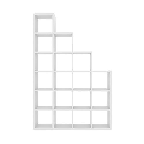 Temahome Regalsystem Pombal II Weiß