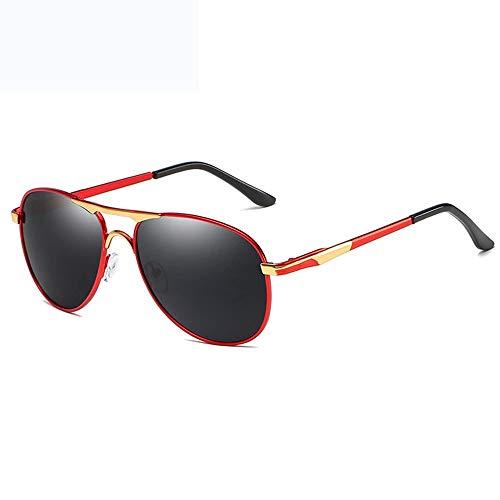 Mawwanta Gafas de Sol rectangulares polarizadas, Marco de Lujo de la Vendimia de la Moda de Las Gafas de Sol de la Lente de Revestimiento para Gafas, Gafas Encantadoras