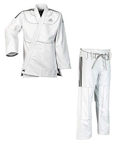 adidas BJJ Anzug Contest 2.0' weiß...